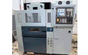 wire EDM machines after